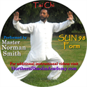 Picture of Traditional Sun Style 98 (Hsing-I) form DVD