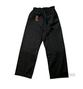 Picture of Gladiator 6 oz. Karate Pants – Black