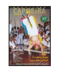 Picture of Capoeira for Beginners