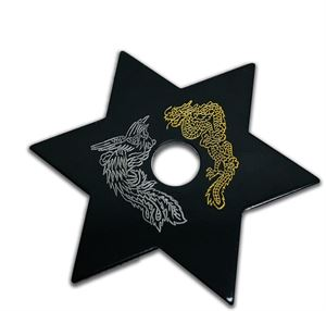 Picture of Superior Dragon 6 Point Throwing Star