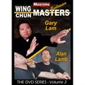 Picture of Wing Chun Masters Vol-2  DVD