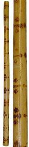 Picture of Rattan Escrima Sticks with Burned Design