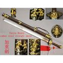 Picture of Extra Heavy Combat Steel Straight Sword