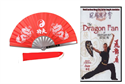 Picture of Kung fu  Dragon Fan Kit