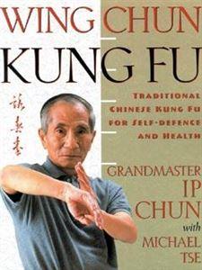 Picture of Wing Chun Kung Fu by Ip Chun -book